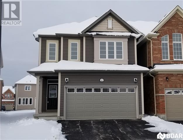 Real Estate Listing   40 Hutton Crescent Angus