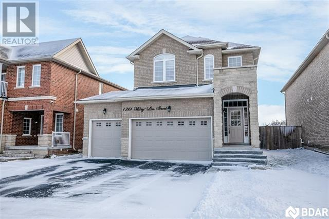 Real Estate Listing   1261 MARY-LOU Street Innisfil